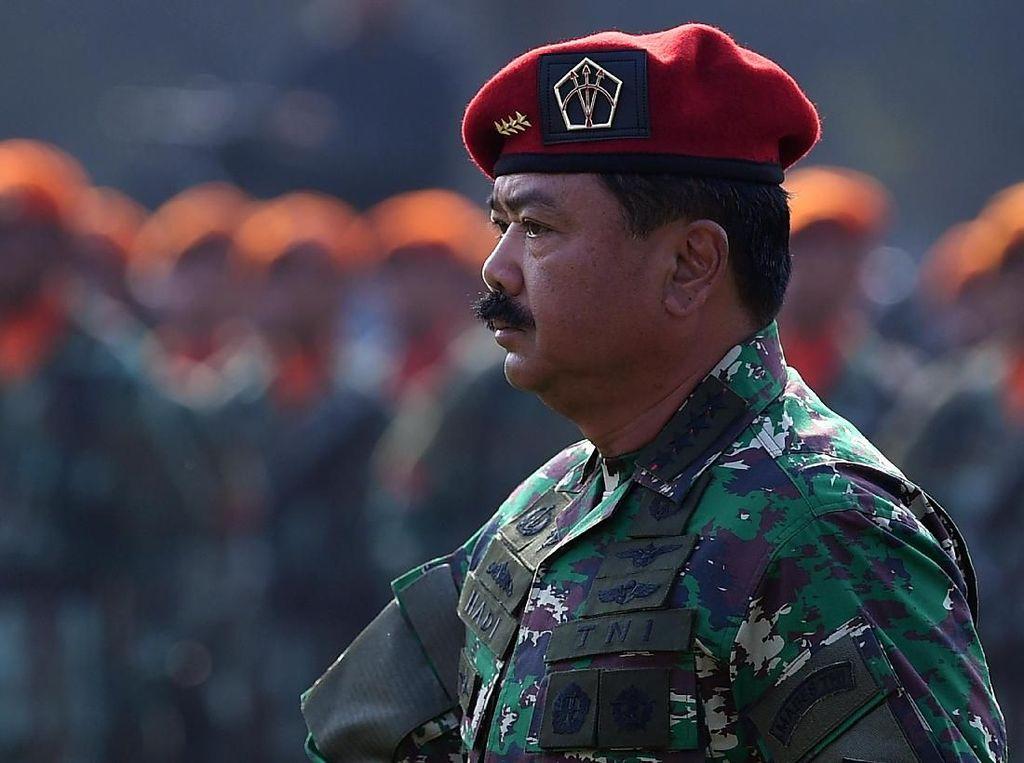 Panglima: Yang Ingin Gagalkan Pelantikan Presiden, Hadapi TNI!