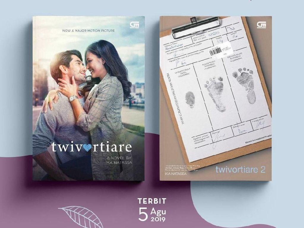 7 Fakta Twivortiare, Film yang Diangkat dari Novel Laris