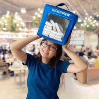 Cerita Penjual Tas Kaleng Kerupuk yang Viral alasannya ialah Dicari Netizen