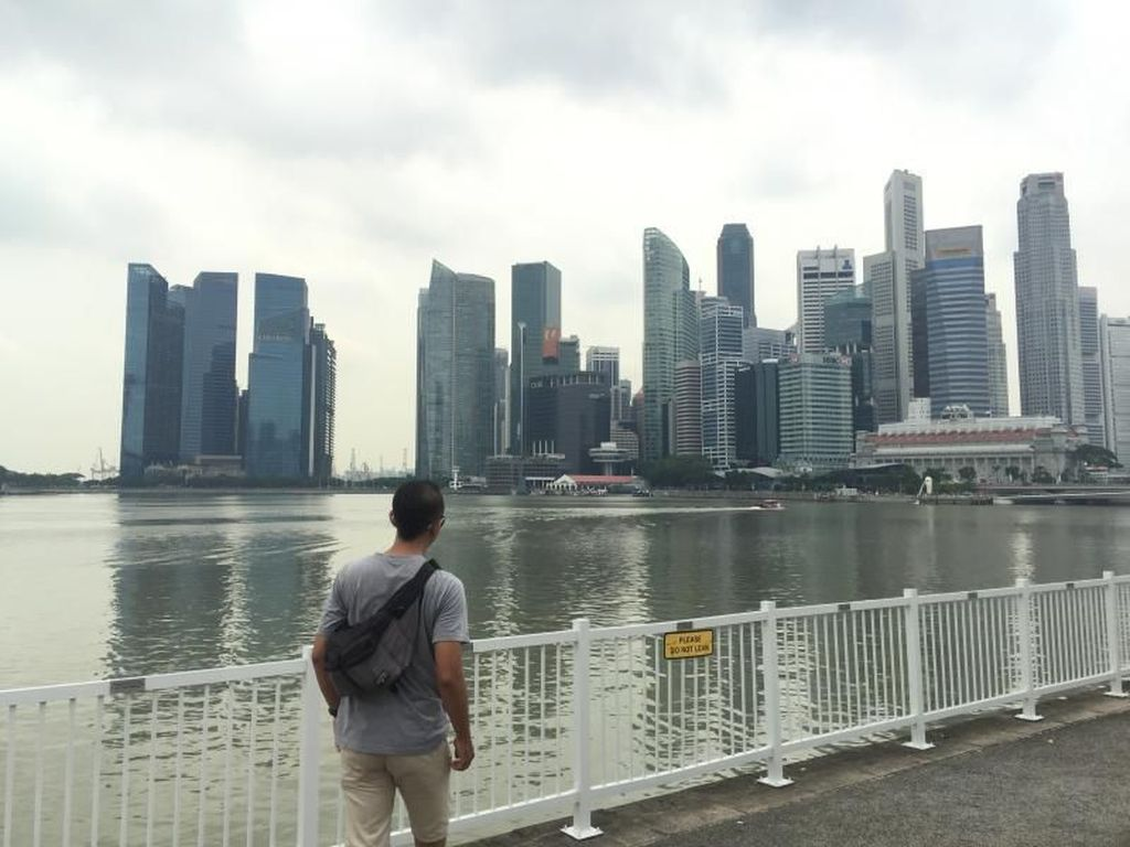 Modal Rp 2 Juta, Bisa Keliling Seru di Singapura