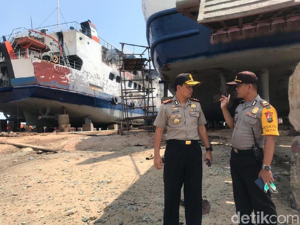 Kebakaran KM Sembilang di Karimun: 3 Orang Tewas, 9 Luka-luka