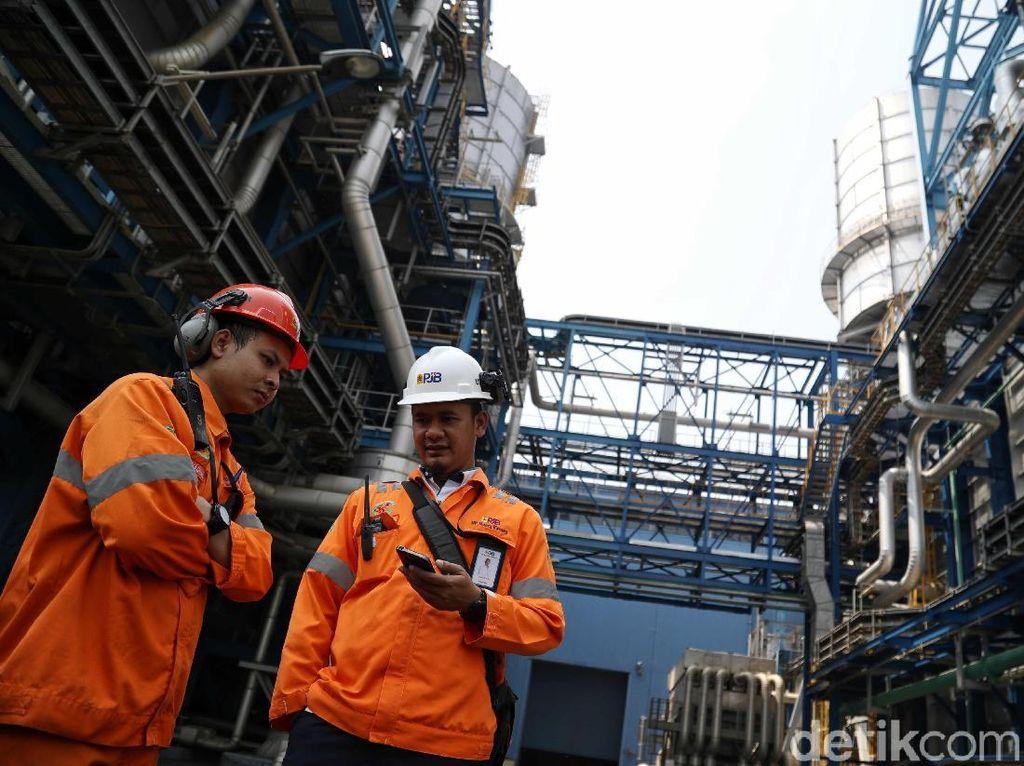 Satu Unit Pembangkit 500 MW Dibangun di PLTGU Muara Karang