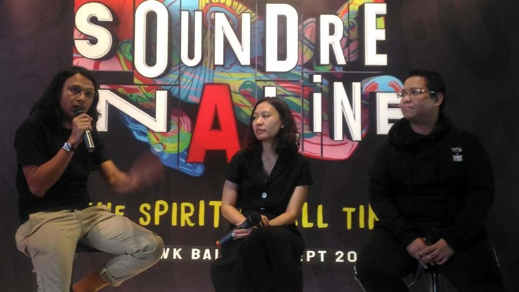 Soundrenaline 2019 Kembali Digelar