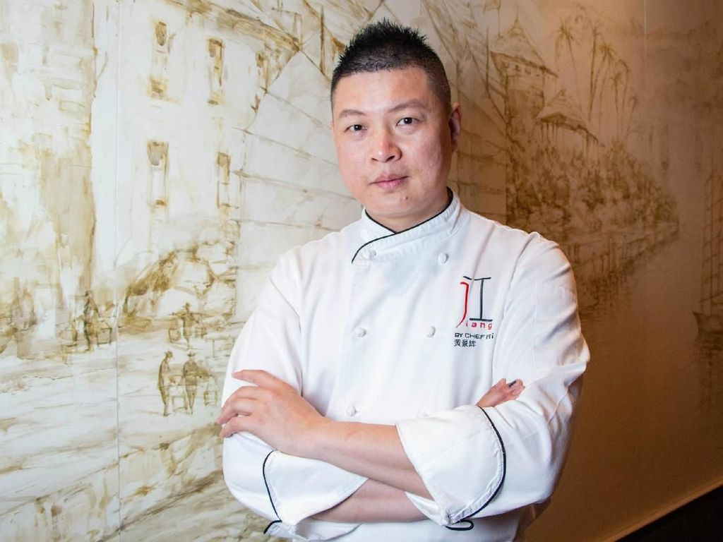 Dari Guangzhou Chef Fei Racik Hidangan Kanton Autentik