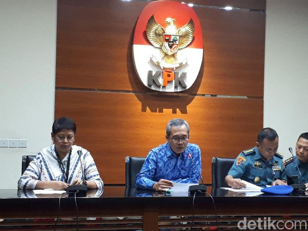 KPK Tetapkan 3 Tersangka Korupsi Proyek Bakamla