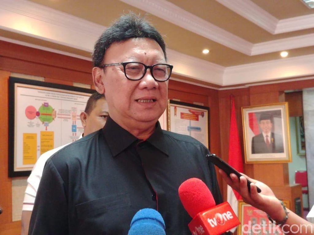 Mendagri Harap DPRD DKI Segera Tuntaskan Pemilihan Wagub