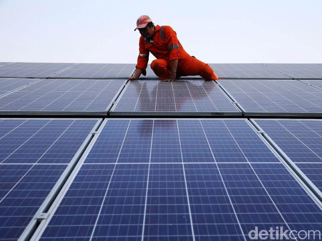 Menteri ESDM Ajak Pemda Gunakan Energi Terbarukan