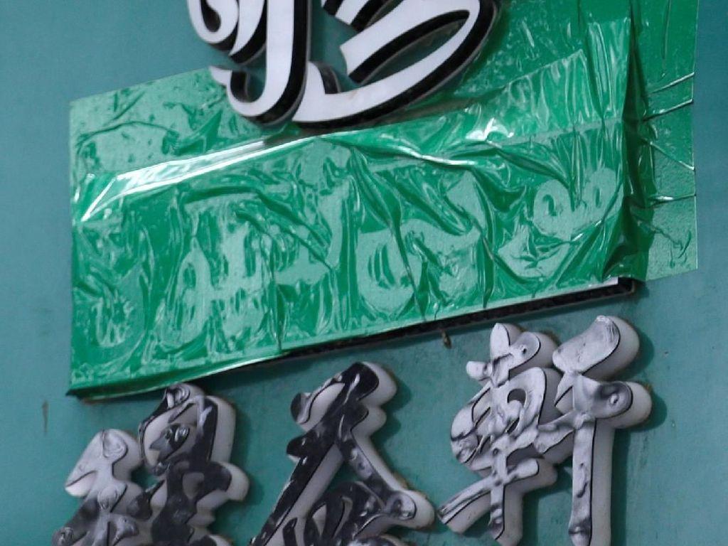 China Perintahkan Restoran dan Toko Hapus Logo Halal