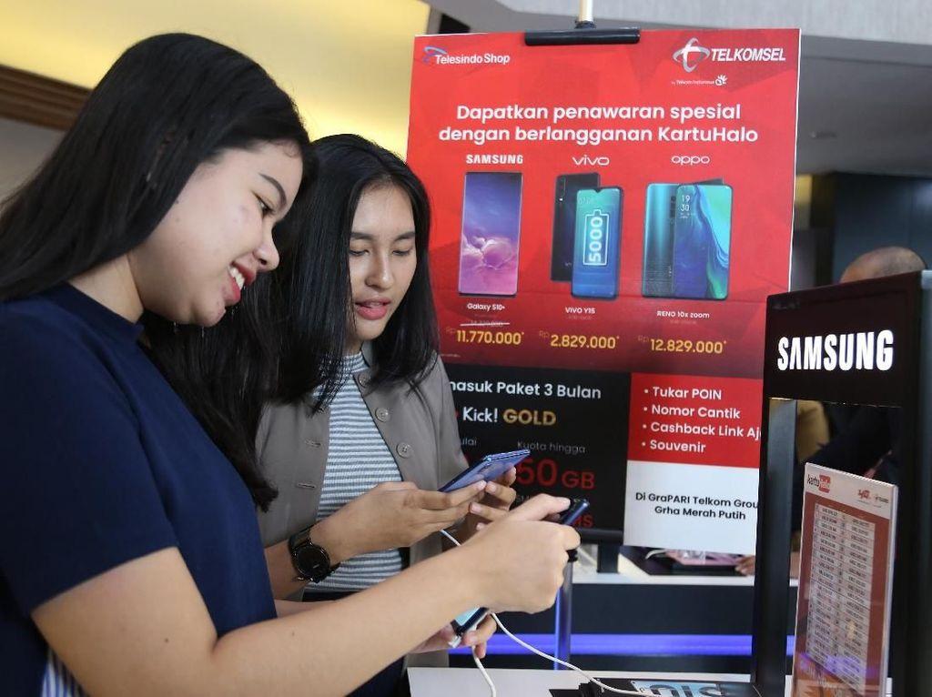 Telkomsel Hadirkan Paket Bundling dengan Cashback Rp 2 Juta