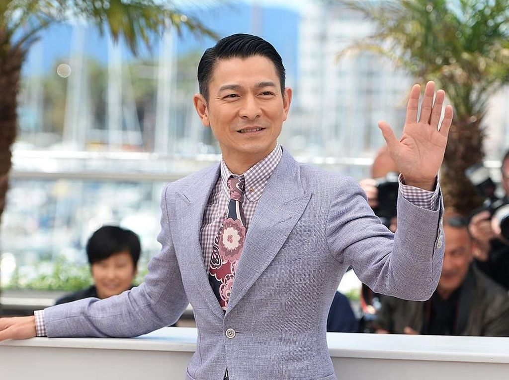 5 Fakta Andy Lau, Aktor Mandarin yang Punya Anak di Indonesia