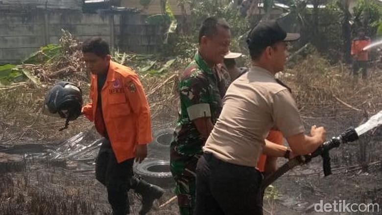 Sumatera Terpantau 584 Hotspot, Riau Terbanyak