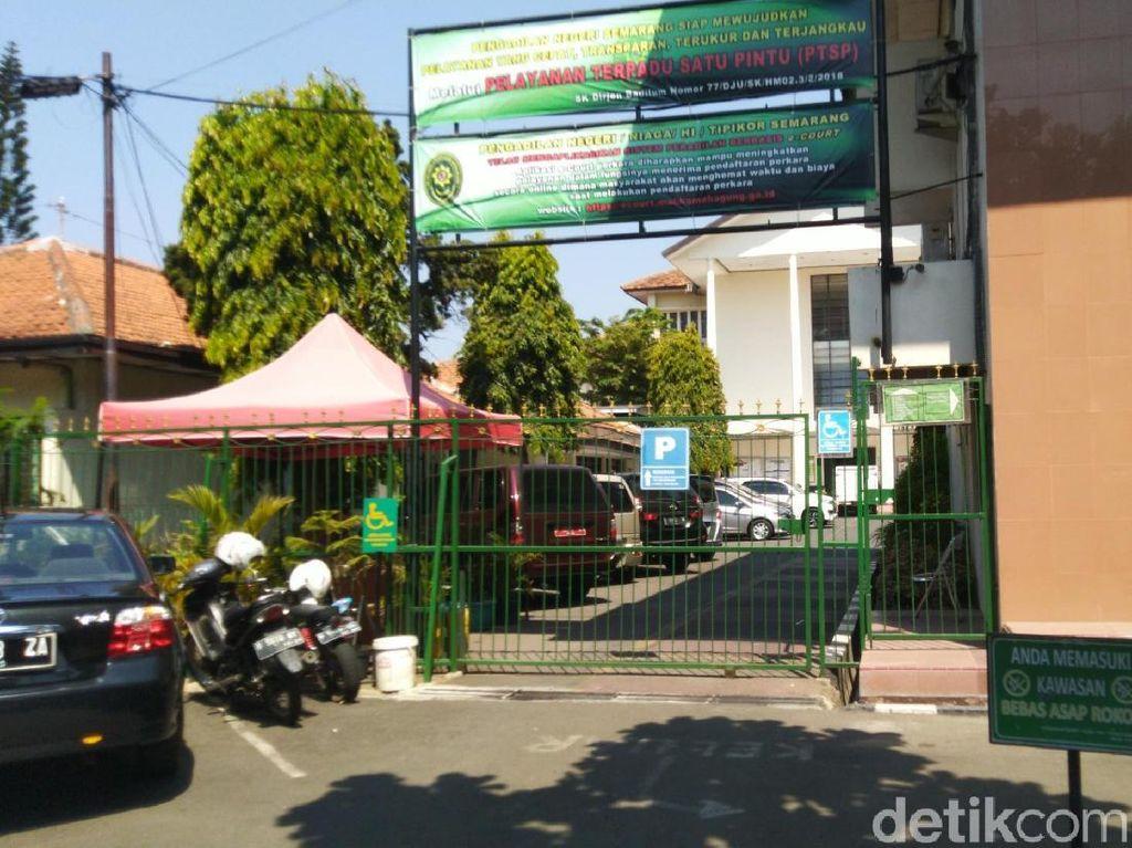1 Pegawai Meninggal Kena COVID-19, PN Semarang Akan Tetap Buka