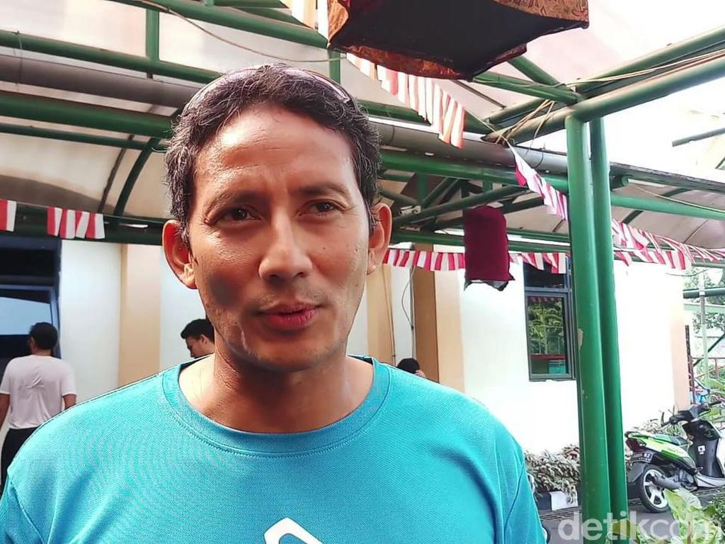 Sandiaga: Dahnil Mengerti Jalan Pikiran Prabowo