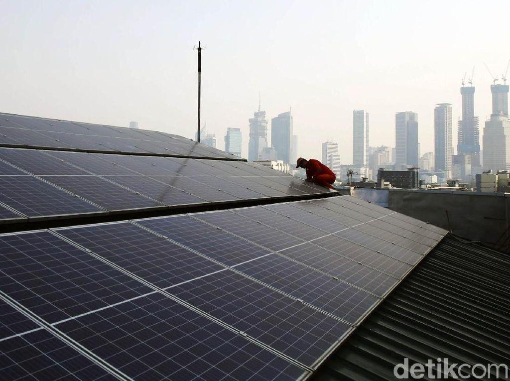 ESDM Janji Aturan Tarif Energi Baru Terbarukan Segera Terbit