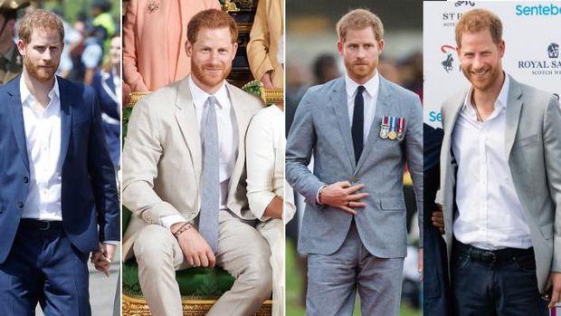Pangeran Harry Terobsesi dengan Blazer Ini, Dipakai 24 Kali Dalam Setahun