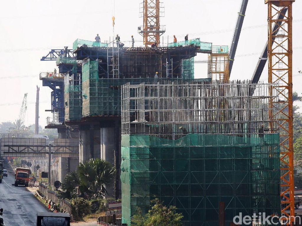 Infrastruktur RI Kalah dari Negara Lain, Darmin: karena Krisis 98