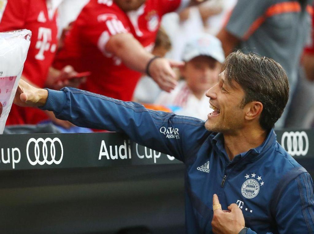 Terkait Sane, Kovac Minta Maaf ke Pep dan Bayern