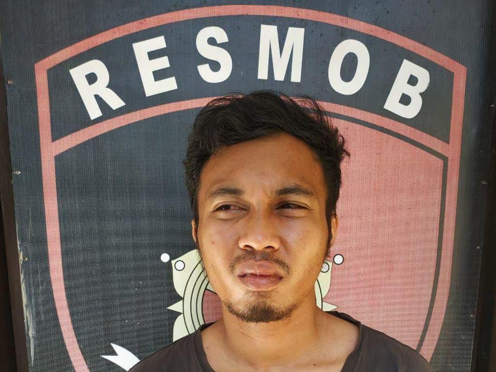 Polisi Tangkap Pria di Makassar Pembobol 25 Rumah