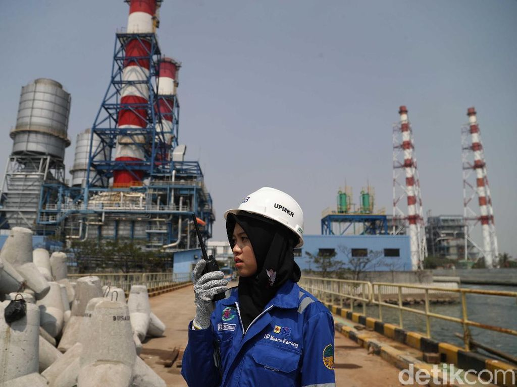 Tekan Polusi Jakarta Lewat Pembangkit Listrik Ramah Lingkungan