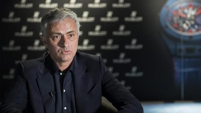 Mourinho Tutup Peluang Kembali ke Italia