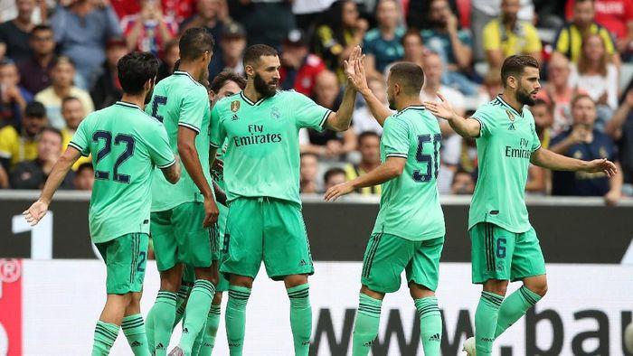 Real Madrid menantikan kesaktian Zinedine Zidane lagi di musim baru. (Foto: Christian Kaspar-Bartke/Getty Images for AUDI)