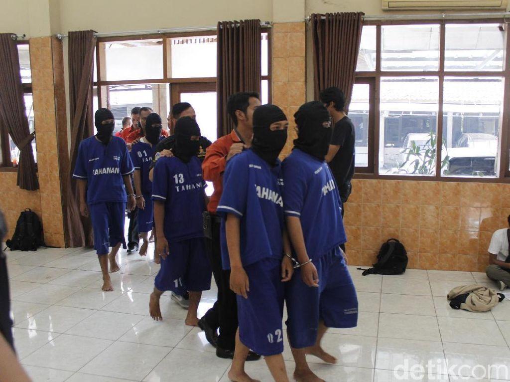 Napi Lapas Jelekong Kendalikan Peredaran Narkoba di Bandung Barat