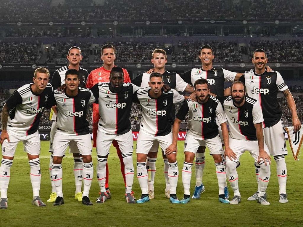 Mancini: Juventus Masih Terbaik di Liga Italia