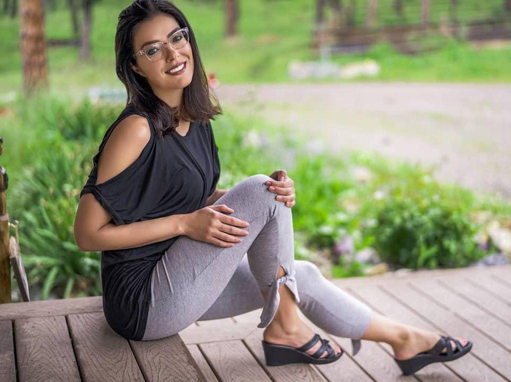 Foto: Pemenang Americas Next Top Model Pertama yang Kini Bisnis MLM