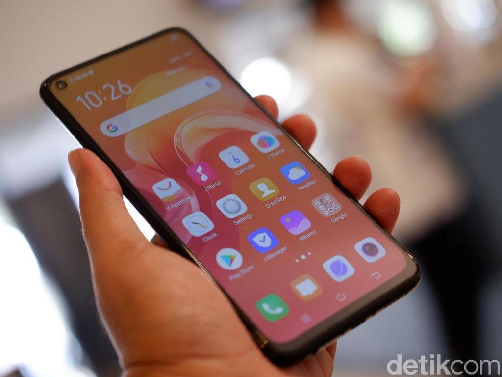 Ditenagai Qualcomm Snapdragon 712, Berapa Harga Vivo Z1 Pro?