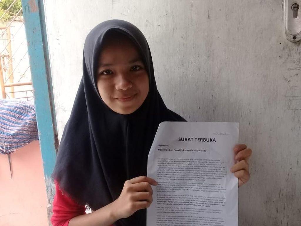 Untirta akan Mudahkan Cicilan Kuliah ke Siti yang Tulis Surat untuk Jokowi