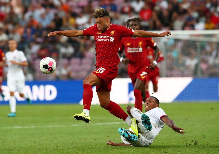 Liverpool menutup laga pramusimnya dengan kemenangan saat bertemu Lyon di Stade de Geneva, Kamis (1/8/2019) dini hari WIB. The Reds menang 3-1.