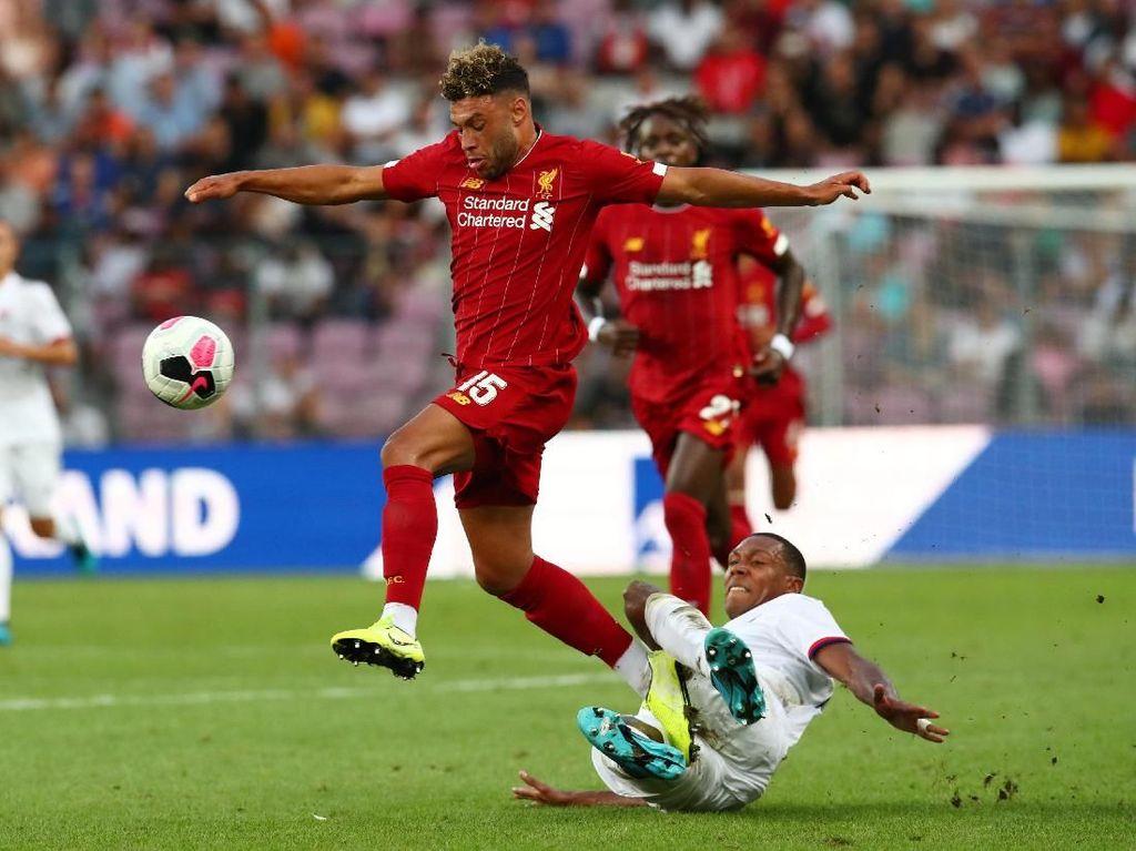 Liverpool Libas Lyon 3-1