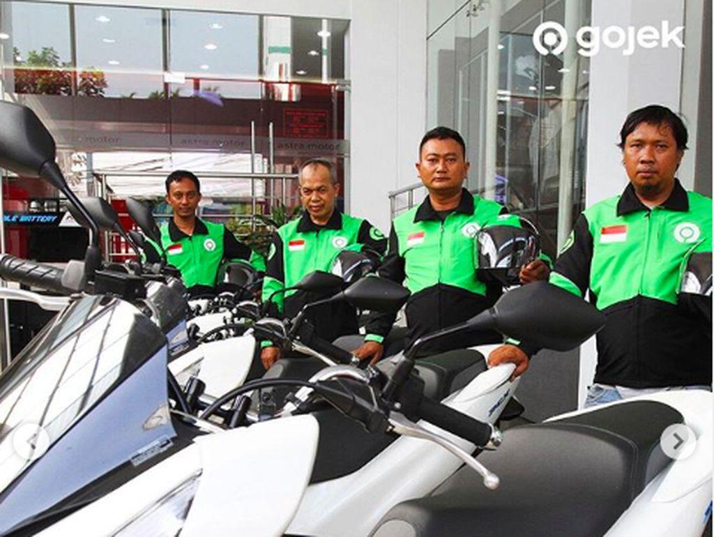 Honda Siapkan Charging Station untuk Motor Listrik Gojek