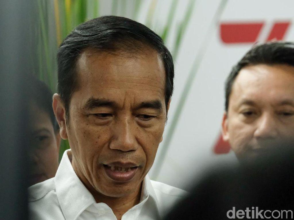 Soal Papua, Jokowi Perintahkan Kapolri Tindak Tegas Pelaku Diskriminasi Ras