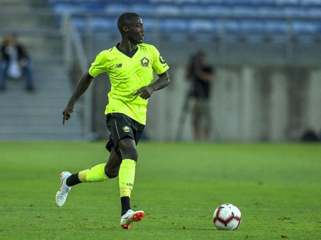 Presiden Lille Beberkan Biaya Transfer Pepe ke Arsenal