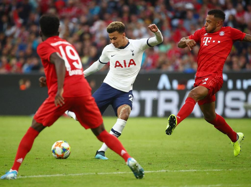 Bayern Antusias Hadapi Tottenham Sang Finalis Liga Champions Musim Lalu