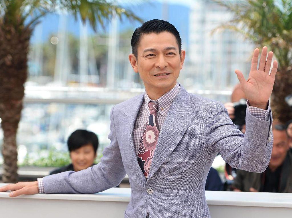 Andy Lau Batalkan Konser karena Virus Corona