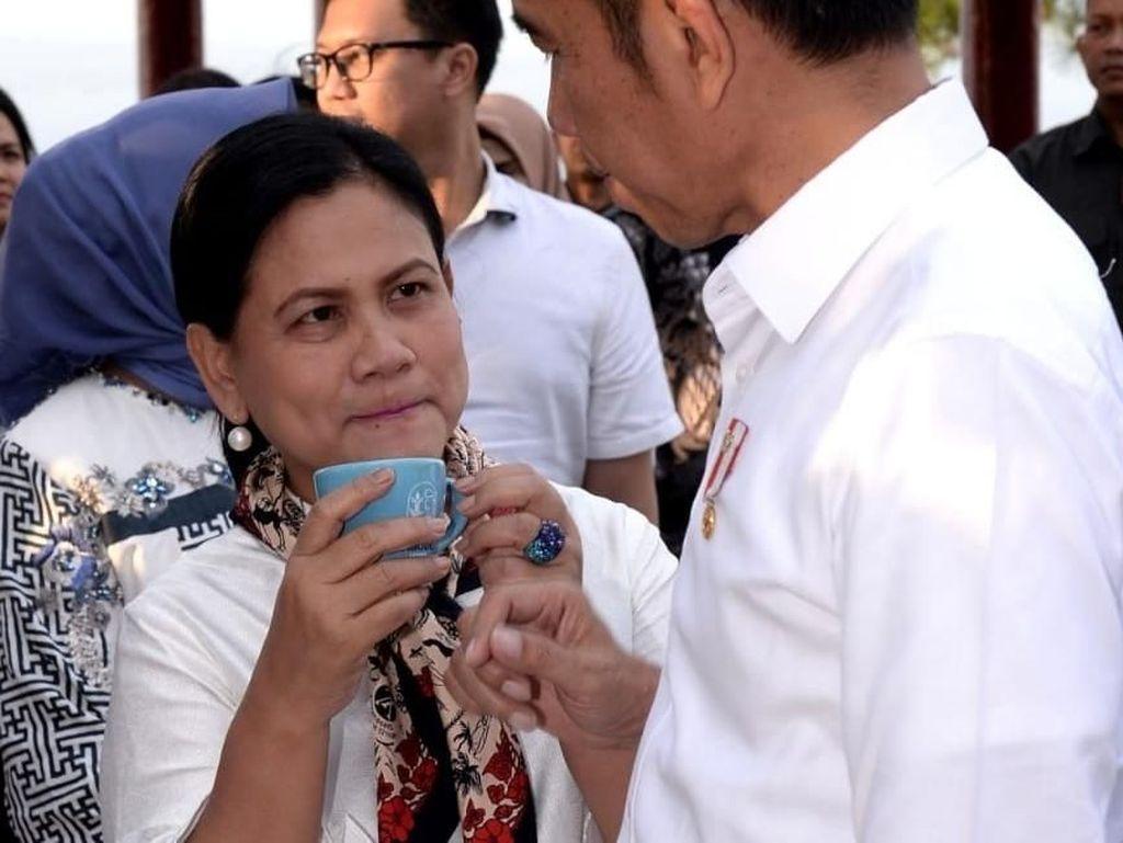 Nikmat! Begini Karakter Kopi Tabodo yang Dicicip Jokowi Saat di Humbang Hasundutan