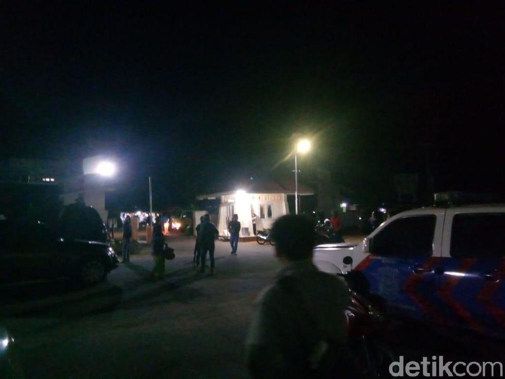 Detik-detik 4 Polisi di Empat Lawang Diserang Sekelompok Orang