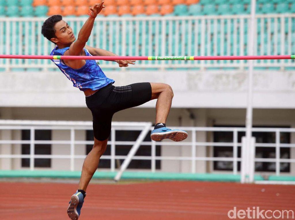 Jawa Timur Pimpin Klasemen Sementara Kejurnas Atletik 2019
