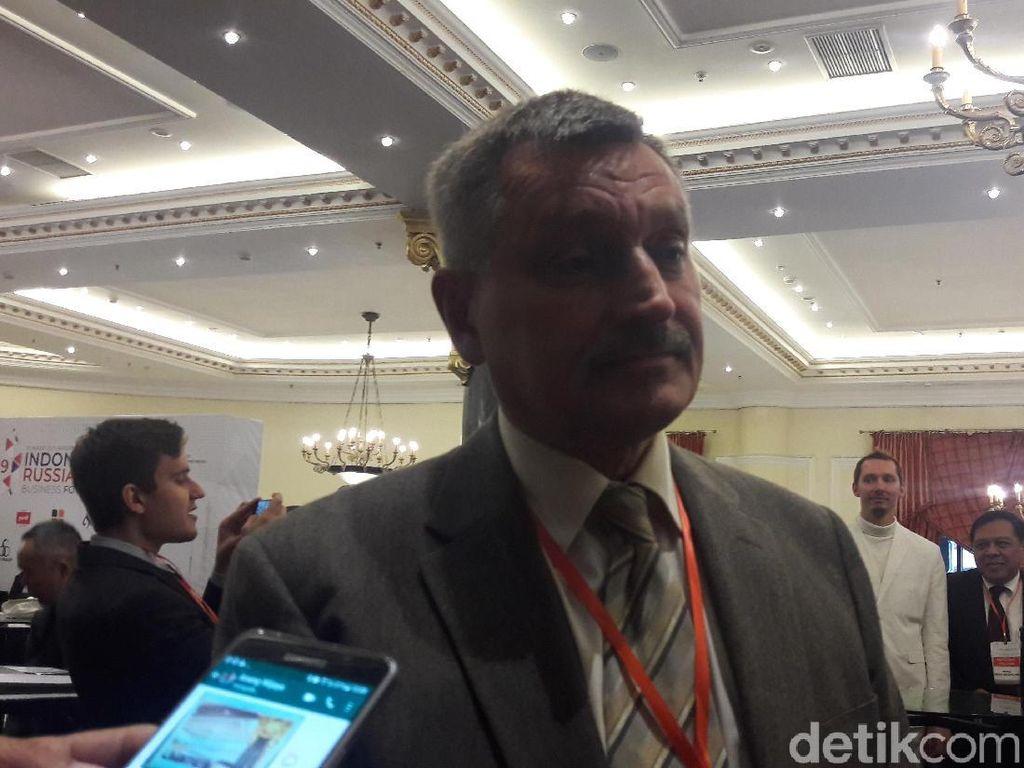 Gaet Investor, Ganjar-Sri Sultan Pamer Potensi Daerah di Forum Bisnis RI-Rusia
