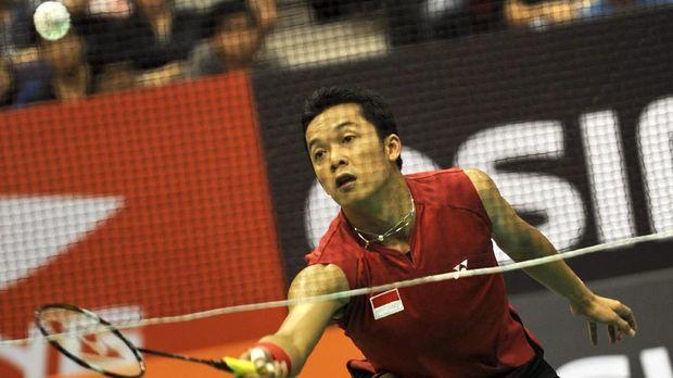Taufik Hidayat terkenal kritis semasa menjadi pemain.