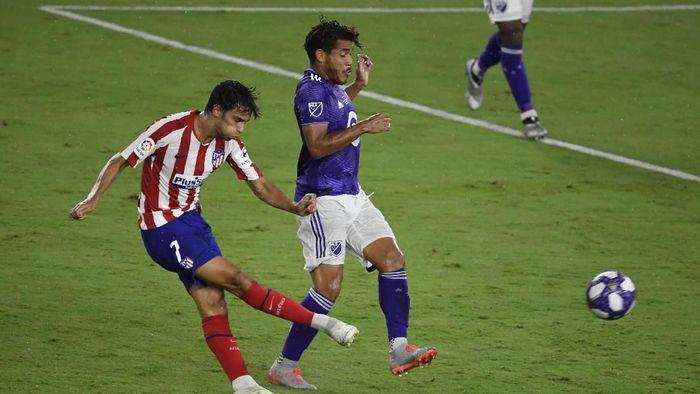 Atletico Madrid menang 3-0 atas MLS All-Stars. (Foto: Douglas DeFelice-USA TODAY Sports/REUTERS)