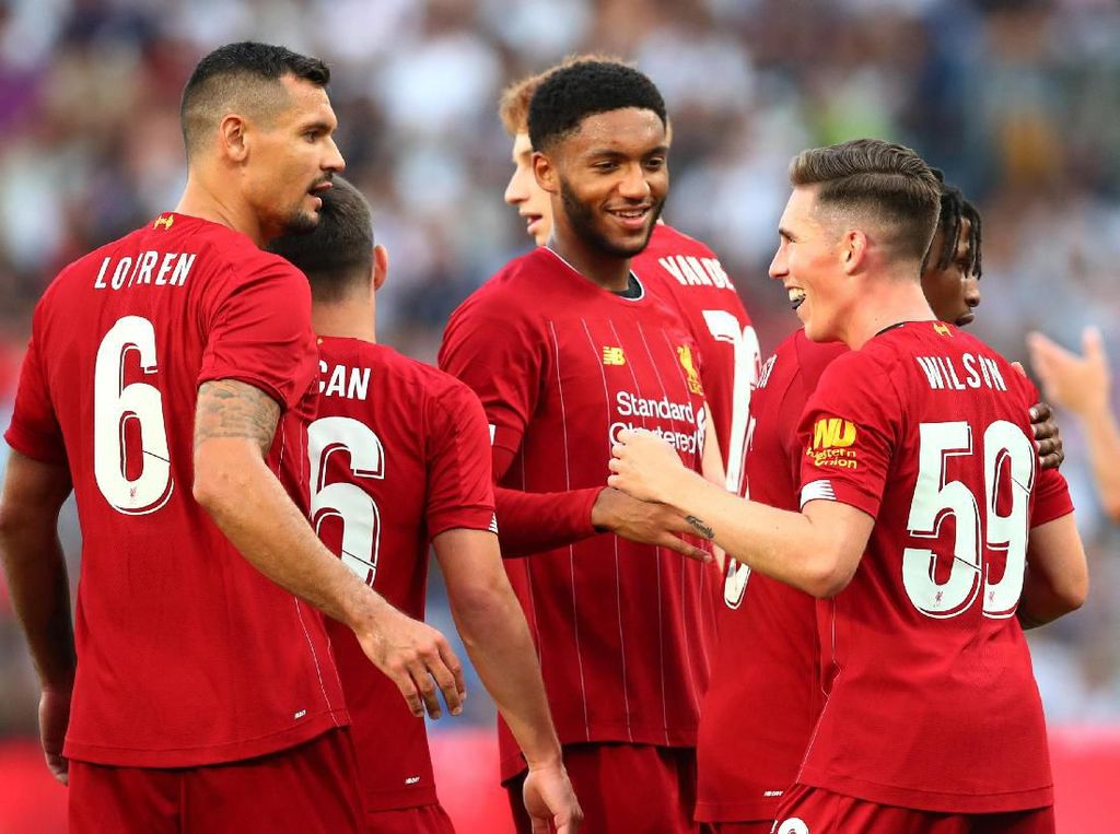 Pramusim Ditutup dengan Positif, Waktunya Liverpool Siap-Siap untuk City
