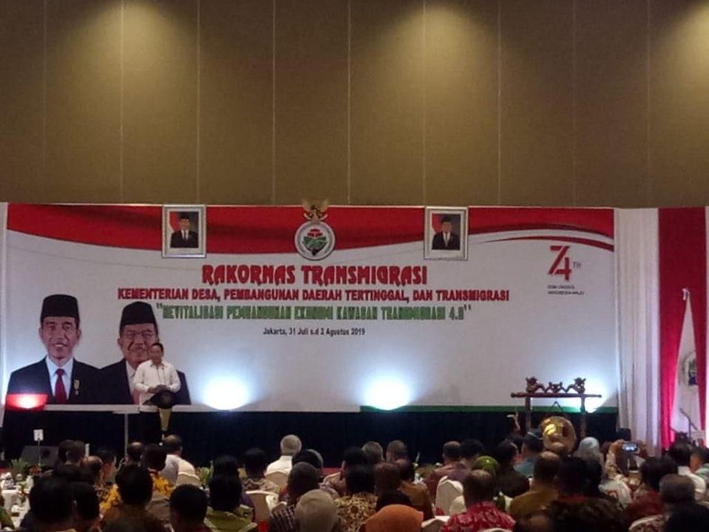 Sejak RI Merdeka, 8 Juta Penduduk Jawa-Bali Ikut Transmigrasi