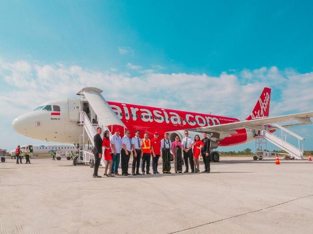 Asyik! AirAsia Akan Buka Rute Jakarta-Belitung