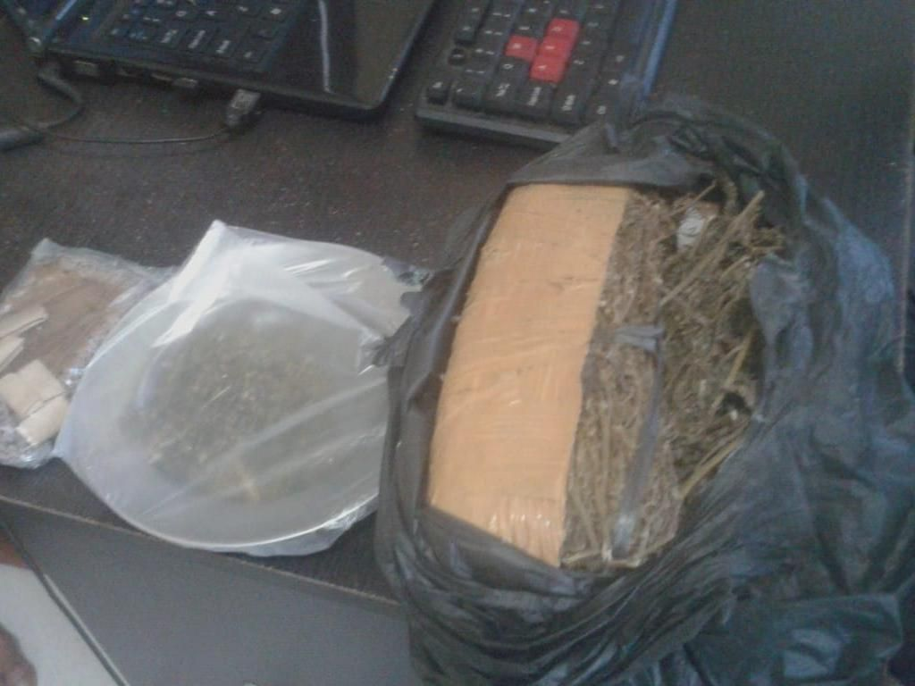 4 Warga Ditangkap Saat Pesta Narkoba di Asahan Sumut, 8 Ons Ganja Disita