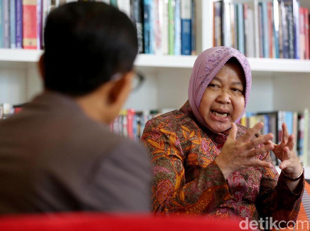 Prestasi Risma Kelola Surabaya hingga Godaan ke DKI dan Menteri