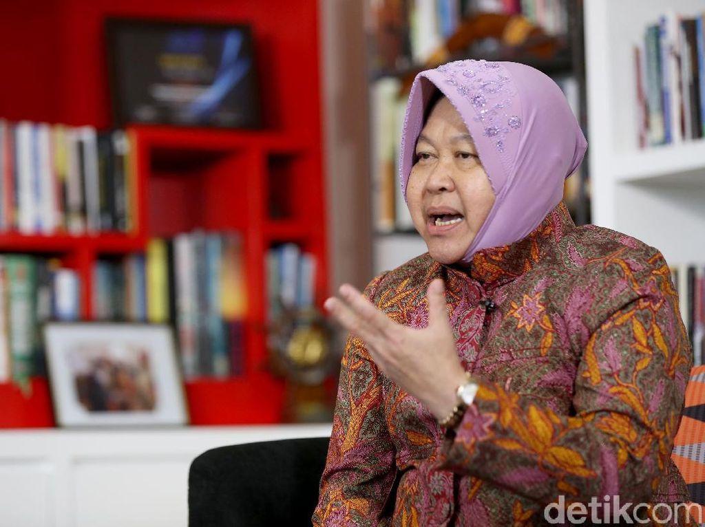Diusulkan ke DKI atau Jadi Menteri, Risma Tak Mau Sombong