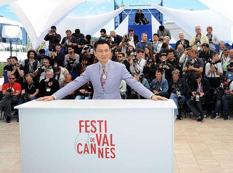 Kisah Andy Lau, Baru Jadi Ayah di Usia 50 Tahun